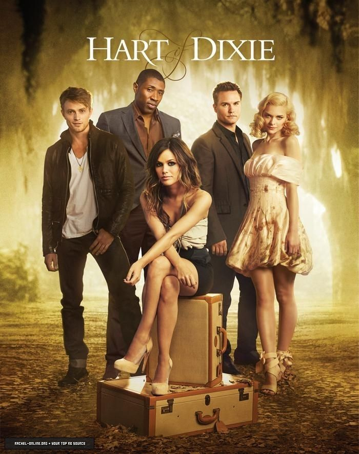 Heart of Dixie on The CW Where have I been under a rock?