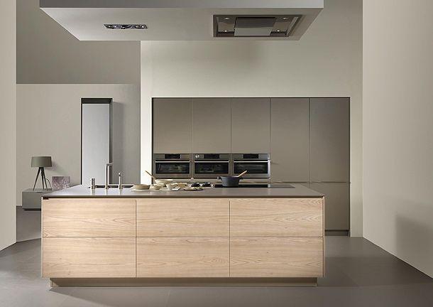 Nueva serie 45 de Dica: funcionalidad y minimalismo en la cocina | Interiores Minimalistas