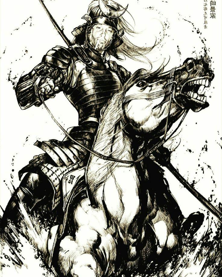конный самурай картинки правило, если вечеринка