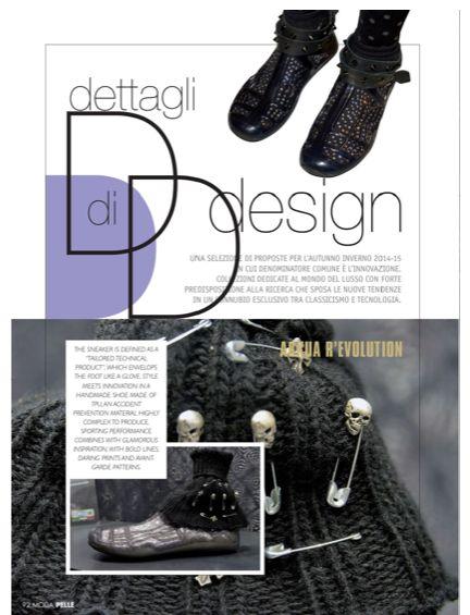 ModaPelle shoes&bags...dettagli di stile con Akkua R'Evolution