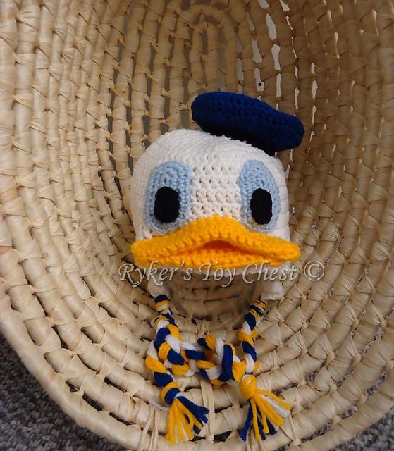 Free Duck Crochet Pattern Gallery Knitting Patterns Free Download
