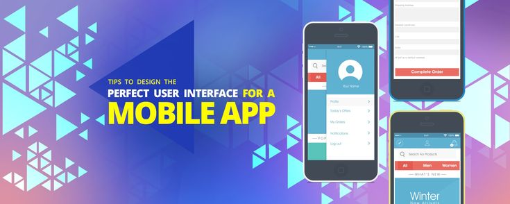 Guidelines To Develop An Intuitive User Interface For Mobile Application.