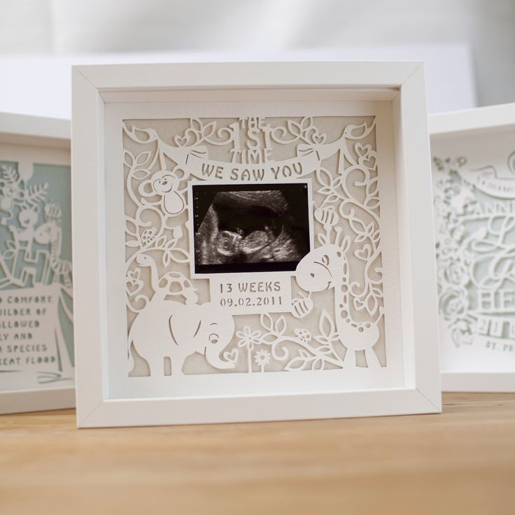 Paper cutting, baby stuff ideas, baby scan, from paperandscissors, sarah Evans! Http://paperandscissors.co.uk, paper craft