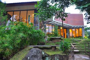 The Batu Villas di Malang, Indonesia