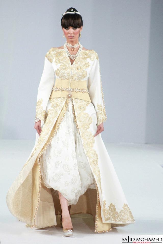 Moroccan wedding dress oriental style pinterest for White kaftan wedding dress
