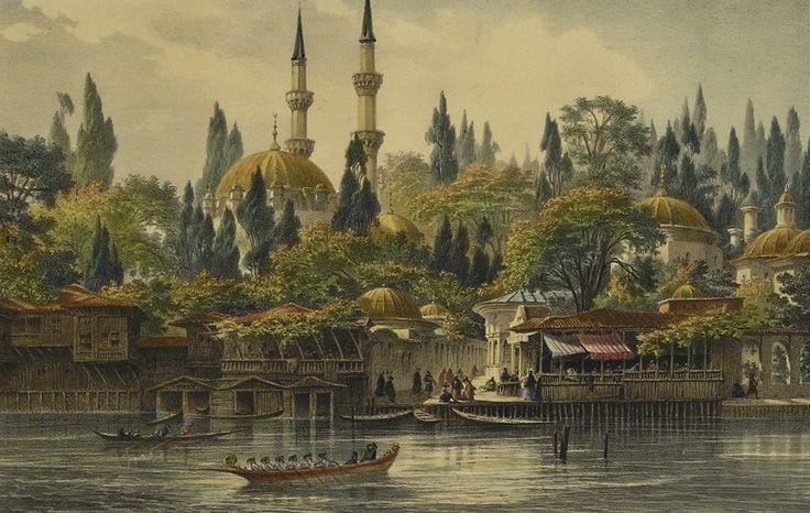 Ottoman Istanbul, EyÜp by ugur274 on DeviantArt