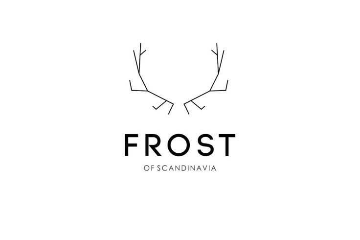 Logo design by Thomas Bull. The icon actually started off as cracks in a glacier, but ended up as an iconic reindeer Antlers. Art by accident.
