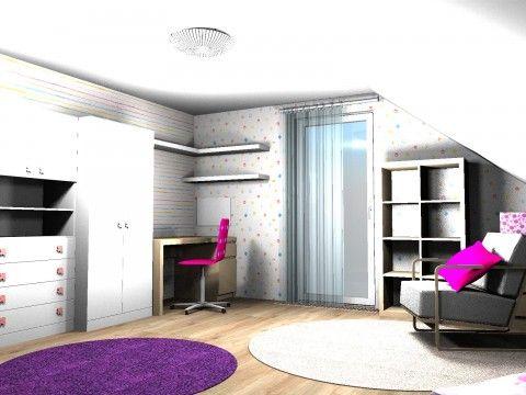 Podkrovní pokojík | ReSPectRoom