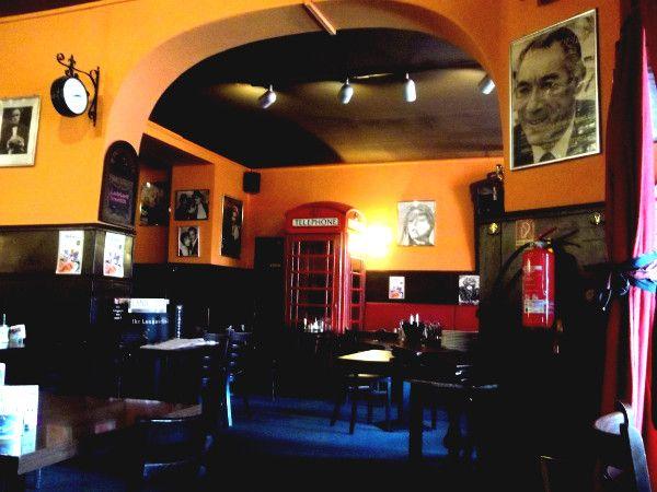 Cafe Bleibtreu - a piece of Charlottenburg in the 70's