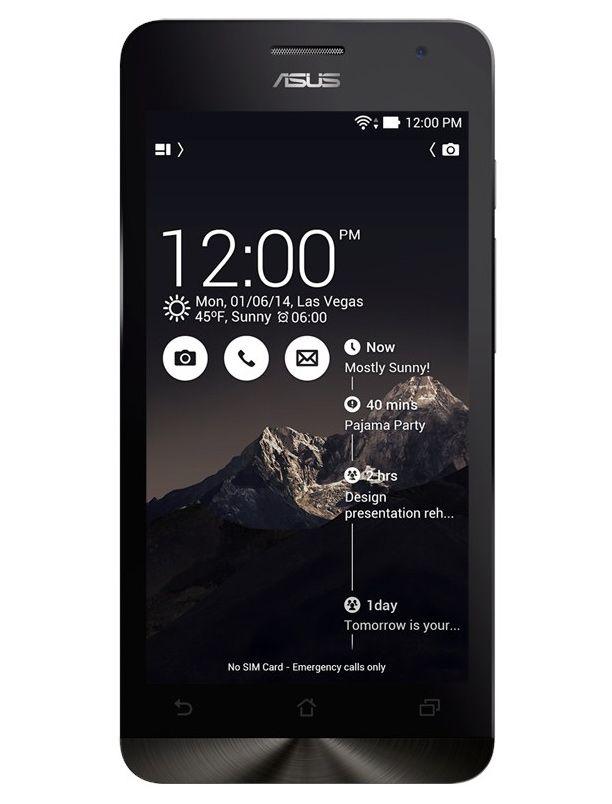 ASUS ZenFone 5 - Home viewing. zen UI