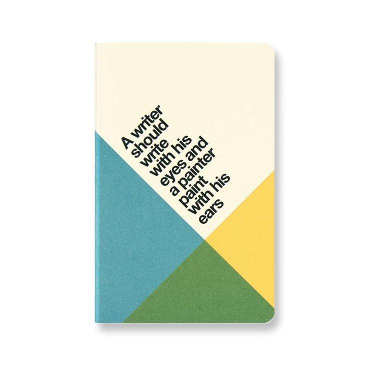 Notebook NB QTS WRITER SMALL-PLAIN