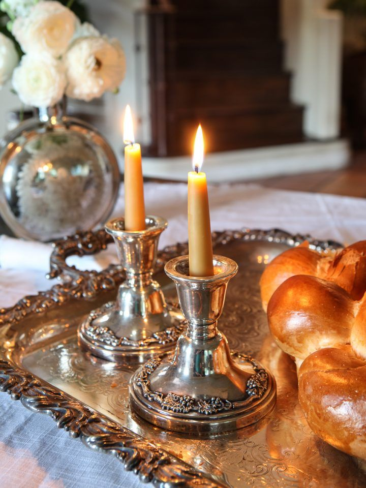Shabbat Shalom - What Shabbat means to our family, and why we feel it is more important than ever that all people unite to light the Shabbat candles.