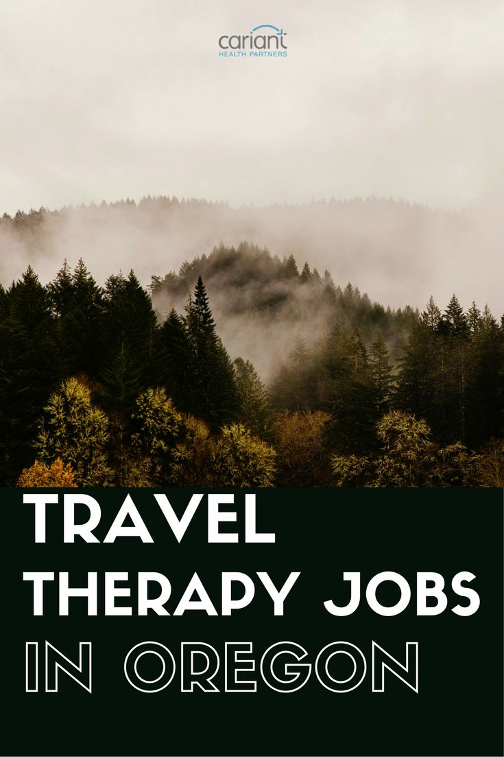 Jobs physical therapy maine - Travel Therapist Jobs In Oregon Cariant Health Partners Travel Pt Travel Ot