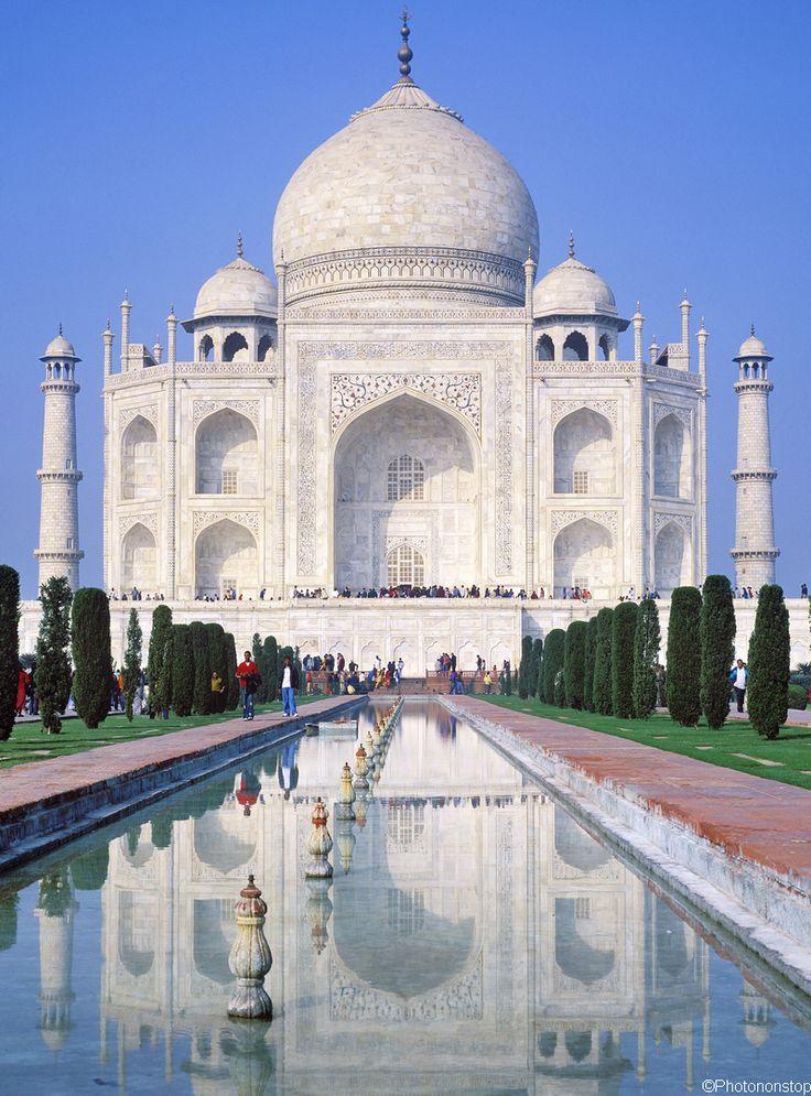 L'Inde des maharajahs - Escale au Taj Mahal, Inde (The Taj Mahal, India)