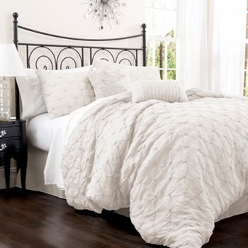 Lush Decor Lake Como 4-pc. Comforter Set - Queen