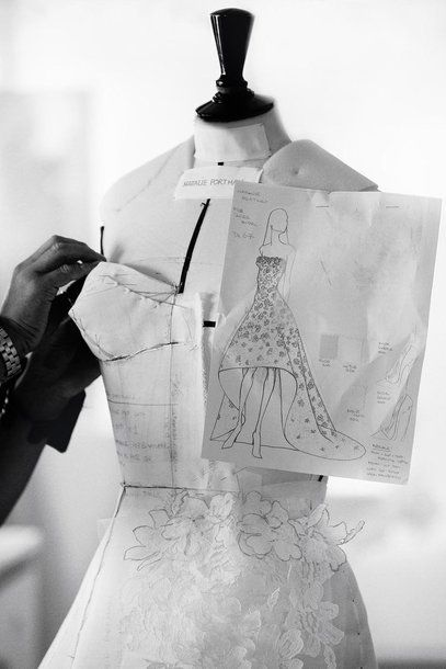 miss dior atelier making of