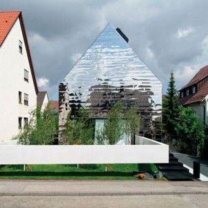 House wz2, Ludwigsburg, Germany by Bernd Zimmermann.