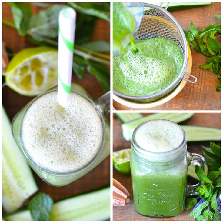 Fresh Cucumber Juice | Rens Kroes