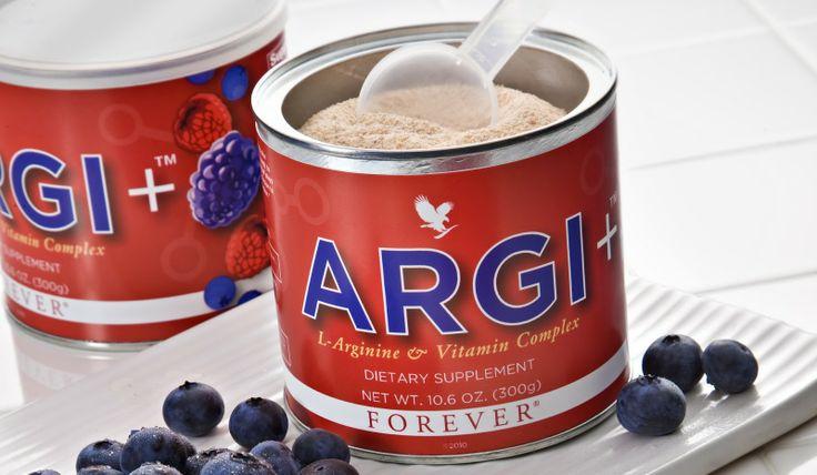 Vi har utvecklat ARGI+ speciellt för dig som lever ett aktivt liv. Innehåller aminosyran L-arginin samt en juice- och fruktextraktmix från frukter och bär, bland annat blåbär, hallon, vindruvor och granatäpple. Dessutom får du den dagliga dosen av vitaminerna C, D, B6, B12 och folsyra.
