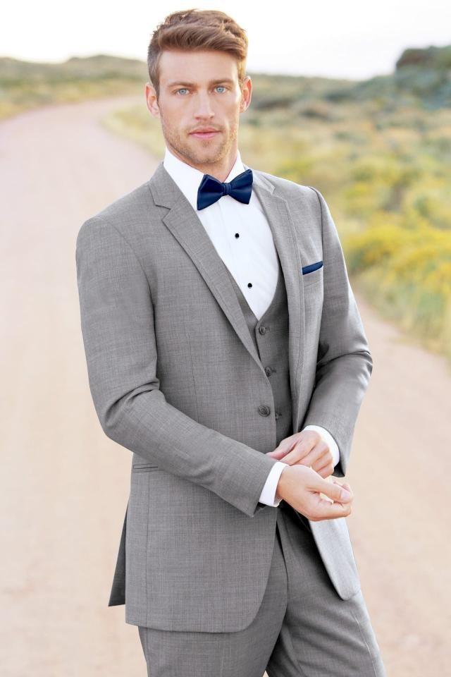 5c570c56ea9 Allure Men Ultra Slim Heather Grey Clayton Suit Ultra Slim Fit Suit ...