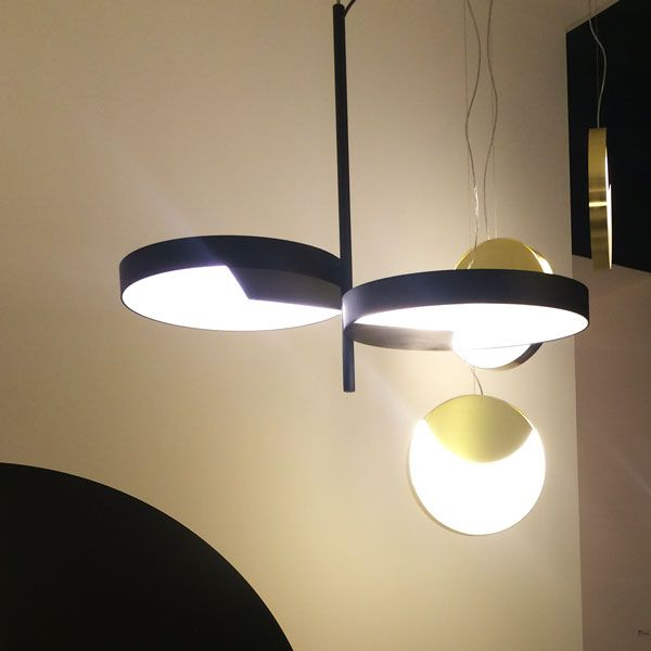 Lichtstudio Lichtdesign Leuchten · NEWS & TRENDS · Meran Südtirol Italien #salonedelmobile #euroluce #milano #designweek