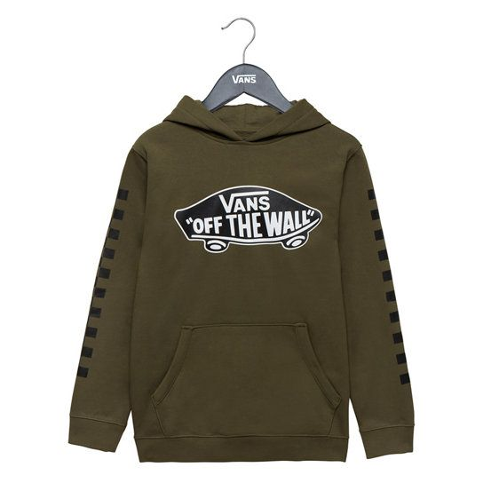 ef3047b96b Kids Exposition Check Pullover Hoodie   Vans   The twins/ Max and ...