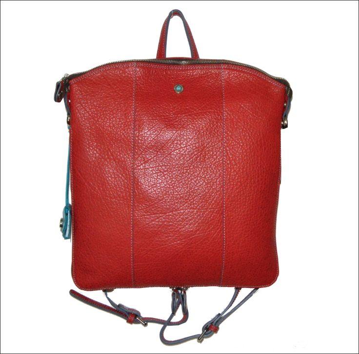 GABS Bags Made In Italy Μοντέλο: Gabs Backpack Luigi NRM Red Τιμή: 246€ Βρείτε αυτό και πολλά ακόμα σχέδια από τις πολυμορφικές τσάντες GABS που αλλάζουν σχήμα ανάλογα με την διάθεση και τις ανάγκες σας στο www.otcelot.gr ♥♥