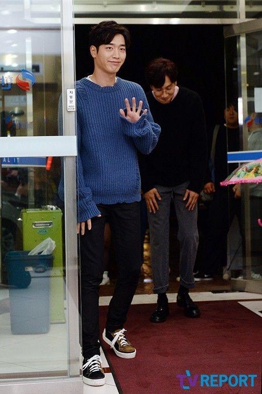【PHOTO】ソ・ガンジュン&イ・グァンス&f(x) エンバら、ドラマ「アントラージュ」撮影終了パーティに出席 - DRAMA - 韓流・韓国芸能ニュースはKstyle