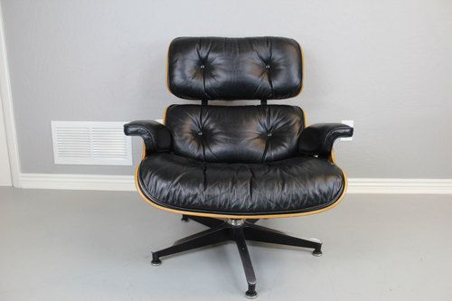Charles & Ray Eames Lounge Chair