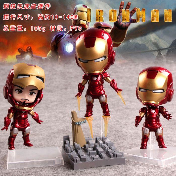 $18.99 (Buy here: https://alitems.com/g/1e8d114494ebda23ff8b16525dc3e8/?i=5&ulp=https%3A%2F%2Fwww.aliexpress.com%2Fitem%2F2015-High-box-office-movie-pretty-and-cool-Tony-stark-lron-man-model-set-of-3%2F32586496150.html ) Iron Man Gundam pretty and cool Tony stark lron man model set of 3  Collection place adorn the preferred Action Fiuure Toys for just $18.99
