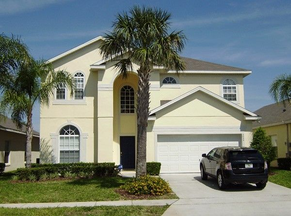 Orlando villa rental - Florida Star villa.
