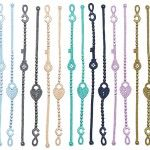 Cruciani. Lock And Key Bracelet: for all those who want to seal a promise of love in the eternal city.