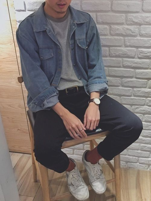 b2c4fcaae1 Pin by Noah on Men s Fashion   Style in 2019