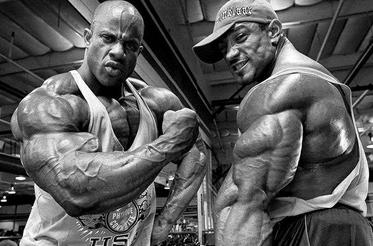 Roelly Winklaar & Victor Martinez by Per Bernal