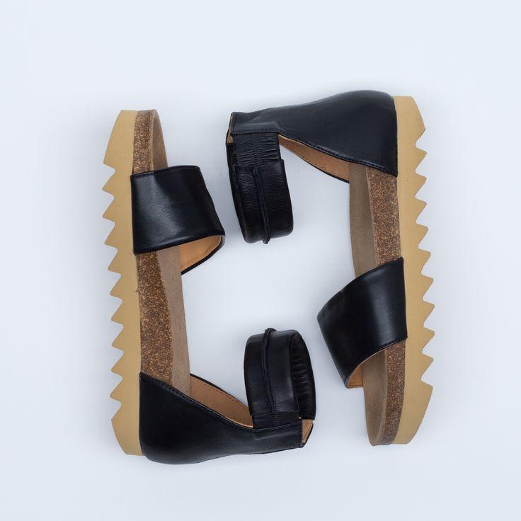 Birgitta Cork Sandal SS15 | Lumi Accessories  www.shoplumi.com
