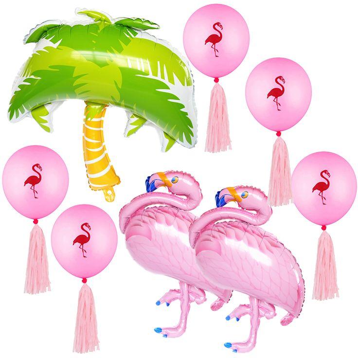 Barato Balões Folha Da Árvore de Coco Flamingo Papel Tissue Borlas Globos De Látex Rosa para Fontes do Aniversário Decorações Do Partido Havaiano 7D, Compro Qualidade Decorações do partido DIY diretamente de fornecedores da China: Balões Folha Da Árvore de Coco Flamingo Papel Tissue Borlas Globos De Látex Rosa para Fontes do Aniversário Decorações Do Partido Havaiano 7D