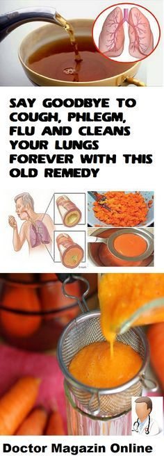 The following remedy can be very effective in the treatment of coughing and excessive mucus. It consists of only natural ingredients and won't cause any [...]