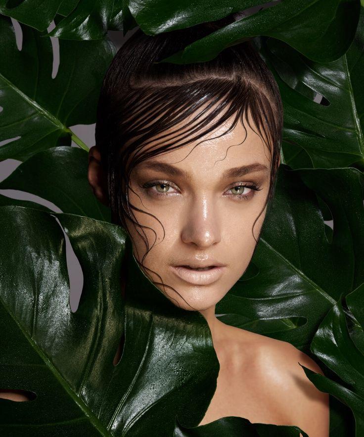 Make up/hair lara navarrini Model olga shutieva Ph eugenio qose