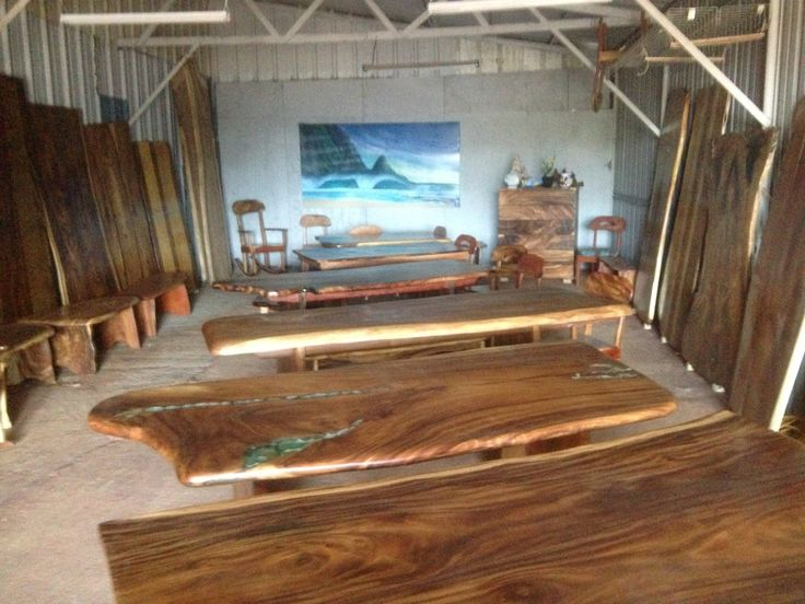 Images about woodworkinghawaii on pinterest dining
