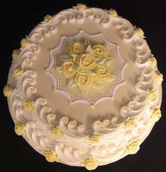 """Lambeth Cake Decorating   ... Victorian Ruffle & Roses"""" - Cake Decorating Community - Cakes We Bake"""