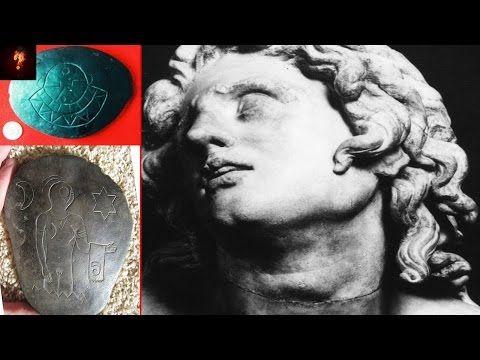 Horde Of Alien Artefacts Found In Alexander The Greats Tomb? - YouTube