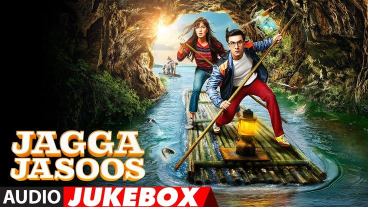 """Check out Non-Stop Songs from a Latest Bollywood Movie """"Jagga Jasoos""""   Listen to the Jagga Jasoos Audio Jukebox.The film features Ranbir Kapoor and Katrina Kaif in lead roles.  Releasing Today...........!! #JaggaJasoos  #katrinakaif #ranbirkapoor #latestbollywoodmovie"""