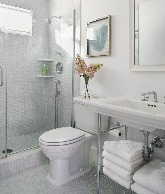 Small bathrooms pinterest