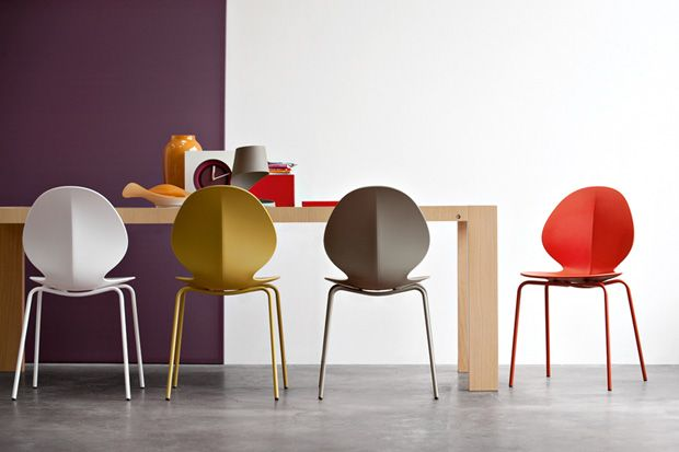 simple and sleek goes a long way, even if its just a chair.