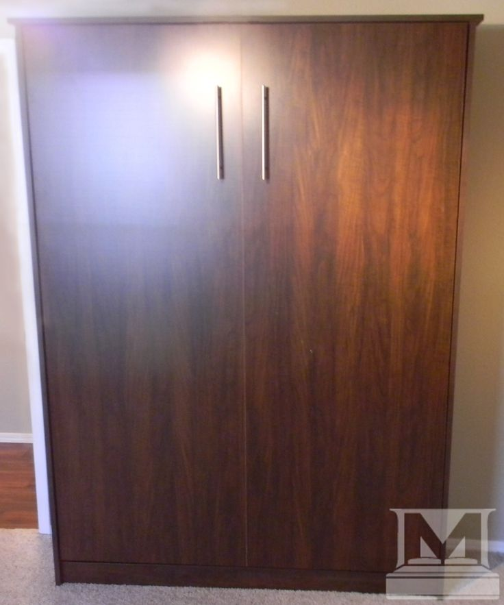 Small space solution murphy bed wallbed murphywallbedusa murphybed wallbed installed murphy - Pinterest murphy bed ...