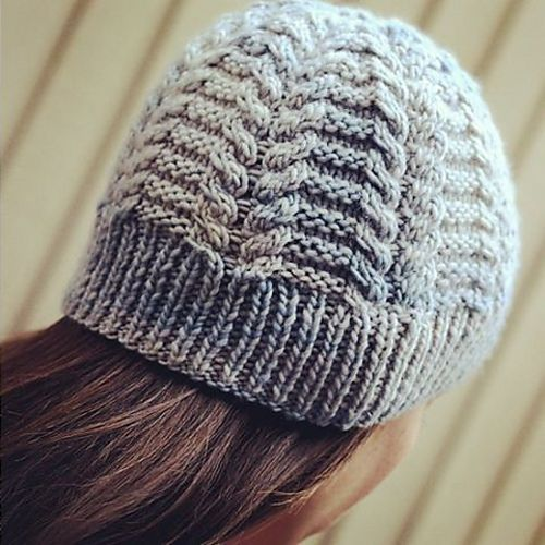 Ravelry: perfect rime hat pattern by Jenny F