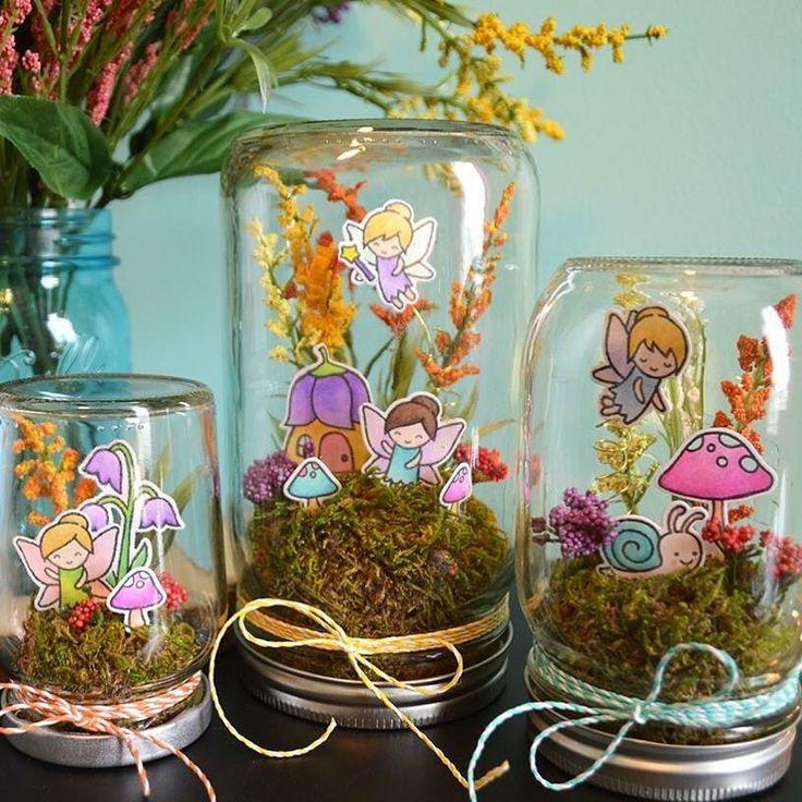 mason jare, manualidades para niños #kidscraft, #manualidadesparaniños #masonjare                                                                                                                                                      Más