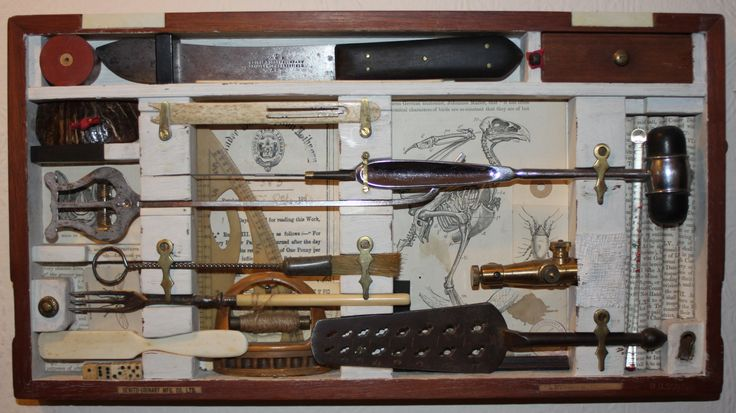 Tool box by Duncan
