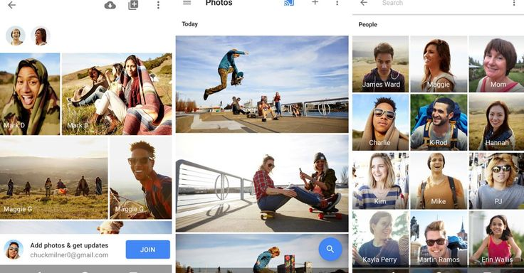 During a press event in San Francisco, Google showed off several new features coming to the Photos app, including Chromecast support and shared albums.
