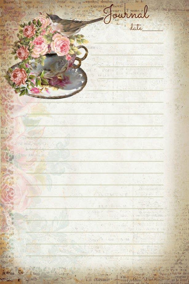 Displaying Glenda s world rosefilled tea cup journal card.jpg